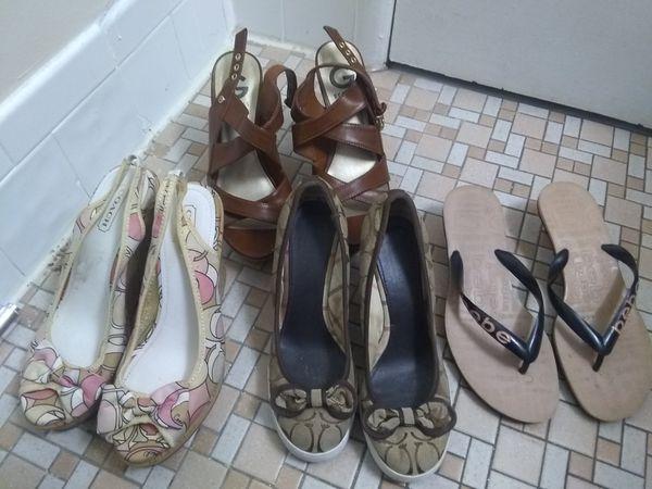 Sandalias size 6/.
