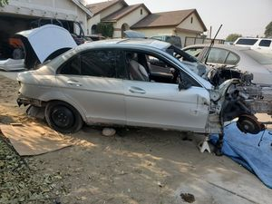 2012 2013 2014 Mercedes c250 turbo part out parts parting for Sale in Bloomington, CA