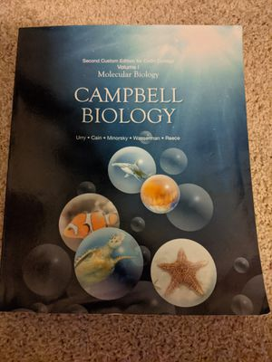 Biology Textbook for Sale in Frisco, TX