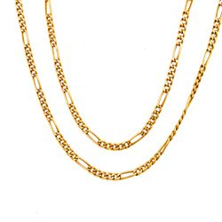 14k Figaro Chain for Sale in Brandywine,  MD