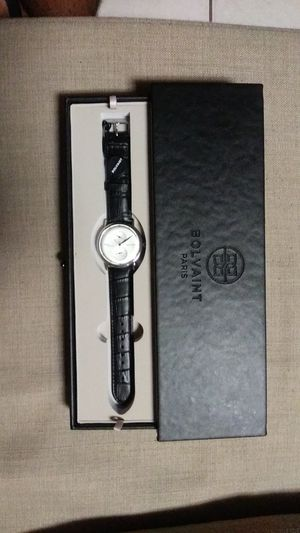 Bolvaint - Eanes Classic Minute, Men's Watch, White for Sale in Miami, FL