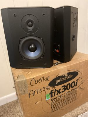 Polk Audio f/x300i bipole surround speakers for Sale in Lanham, MD