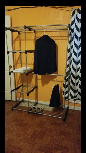 Clothes rack for Sale in Houston, TX