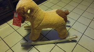 Rocking dog for Sale in Austin, TX