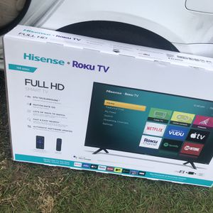 Hisense Roku 40 Inch Tv H4 Series for Sale in Lake Alfred, FL