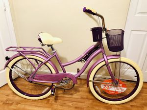 "Bike - Women's Bike Girl's Bike Cruiser Bicycle 24"" On Sale!!! for Sale in Miramar, FL"