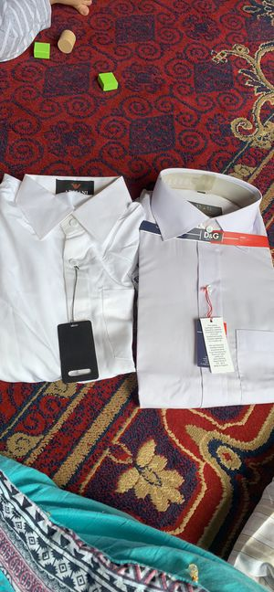 Men shirts $20 each. for Sale in Frederick, MD
