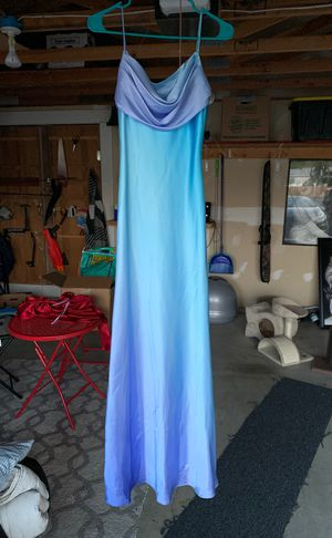 Blue and Purple Gradient Dress for Sale in Woodburn, OR