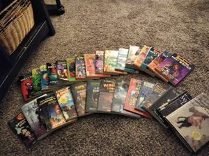 Lot of goosebumps, etc books for Sale in Smyrna, TN
