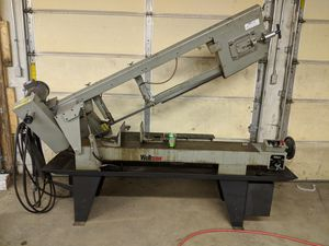 Wellsaw 1338 metal cutting bandsaw for Sale in Newark, OH