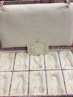 Vintage Snuff Bottle Knick Knack Jewelry Box 14.5x9x2.5 for Sale in San Dimas,  CA