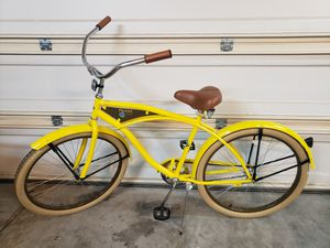 Pacifico Beach Cruiser Bike Bicycle for Sale in Las Vegas, NV