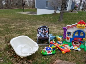 Baby/toddler toys, stroller for Sale in Olney, MD
