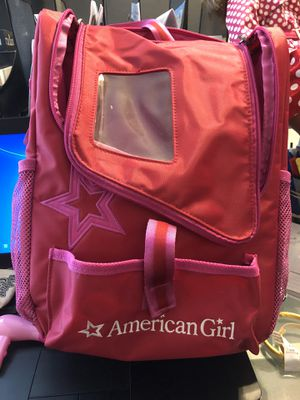 American Girl Doll carrying case for Sale in Kissimmee, FL