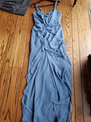 White by Vera Wang bridesmaids/prom dress size 10 $20 for Sale in Mill Valley, CA