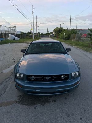 2007 FORD MUSTANG -78k. $5900 for Sale in Miami, FL