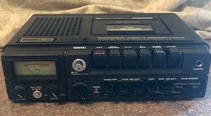 Vintage Superscope by Marantz Professional Cassette Recorder Model No. C-207LP / Serial No. 0Y0090267 Chatsworth, Calif., USA for Sale in Ingleside, IL