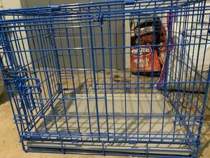 Dog Crate Kennel Double door folding for Sale in Brentwood, PA