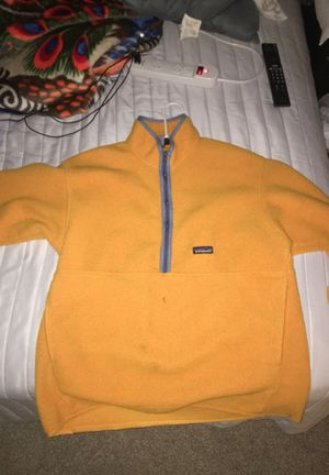 Patagonia half zip for Sale in Lanham, MD