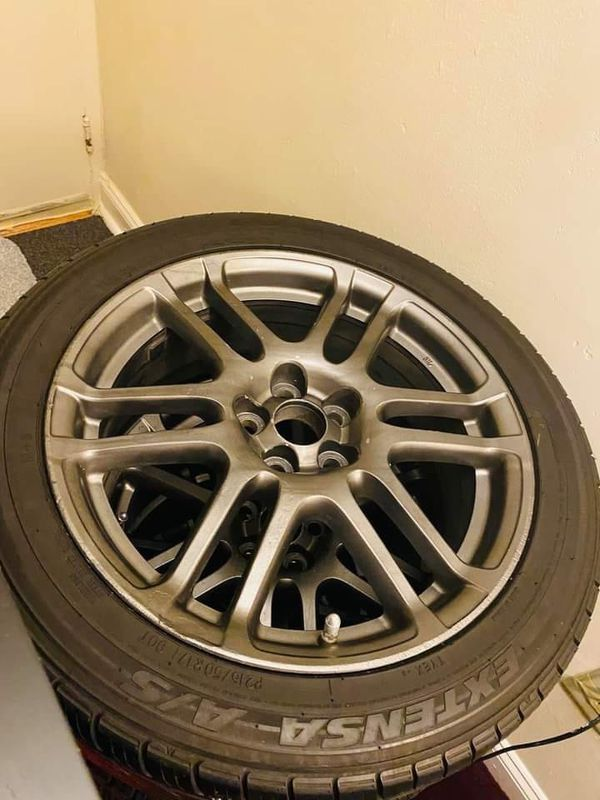 Rim and tires 215/50/17 5×100