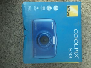 CoolPix S33 digital camera for Sale in Star, ID