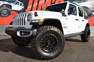 2018 Jeep Wrangler Unlimited for Sale in Lomita, CA