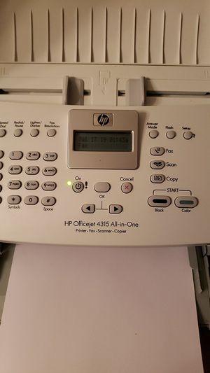 HP Officejet 4315 Printer for Sale in Fort Walton Beach, FL