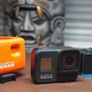 GoPro Hero 8 Black + $110 Accessories for Sale in Redwood City, CA