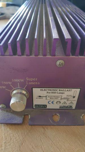 Lumatek electronic ballast for Sale in Riverside, CA