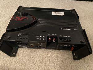Rockford Fosgate Amp Amplifier for Sale in Lynnwood, WA