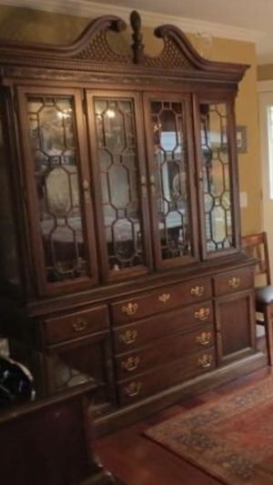 Antique china cabinet for Sale in Walpole, MA