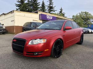2007 Audi A4 for Sale in Tacoma, WA