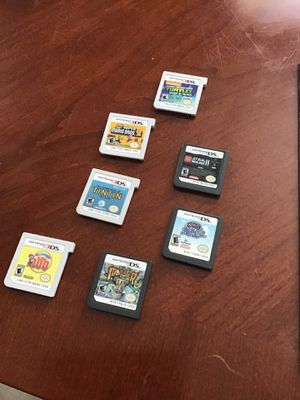Nintendo DS And 3DS Games for Sale in San Diego, CA