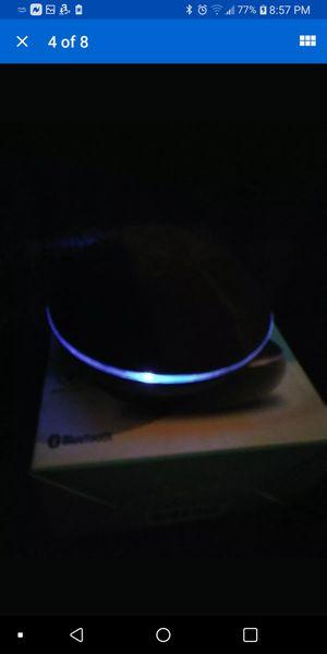 Polaroid Black Bluetooth® Geo Diamond LED Mini Speaker for Sale in North Charleston, SC