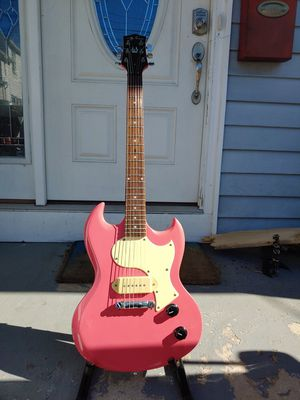 Jay turser SG Jr with set neck for Sale in Lynn, MA