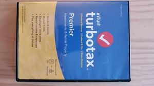 TurboTax investments & rental property no cd key card only download software from intuit TurboTax for Sale in Royersford, PA