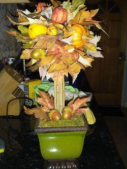 Artificial Autumn/Fall Topiary for Sale in Escondido,  CA