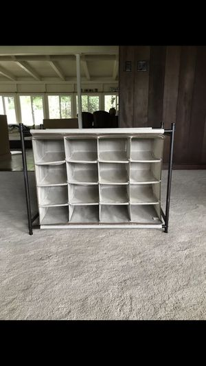 Shoe Organizer for Sale in Kaneohe, HI