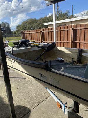12 ft Fatts Boat for Sale in Auburndale, FL