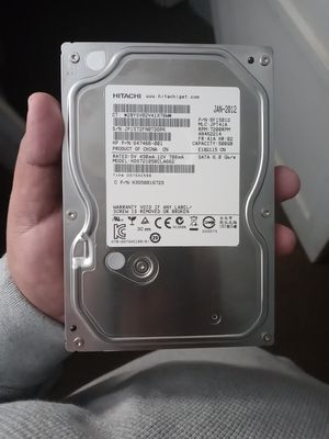500 gb hard drive sata for Sale in San Bernardino, CA