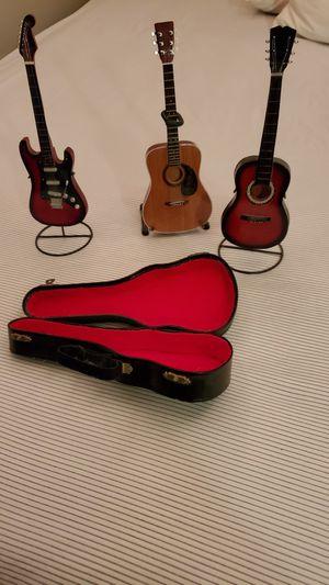 Miniature guitars for Sale in Yorba Linda, CA