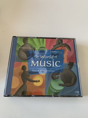 FREE - The World Of Music CD 3 Set for Sale in Queens, NY