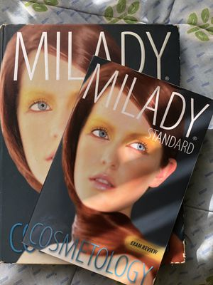 Malady Cosmetology book & exam review for Sale in Atlanta, GA