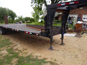 32ft gooseneck trailer for Sale in Baird, TX