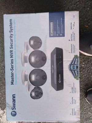 Swann home security system for Sale in Antioch, CA