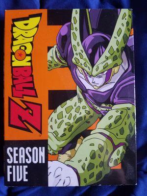DragonBall Z Season 5 DVD set for Sale in Laurel, MD