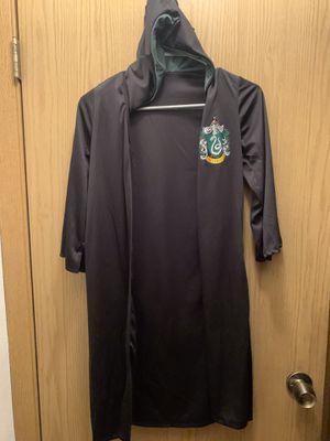 Boys Harry Potter Slytherin Cape Costume for Sale in Honolulu, HI