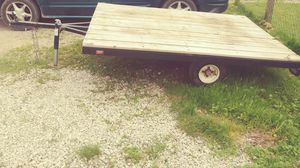 5×8 Trailer with clear title for Sale in Parkersburg, WV