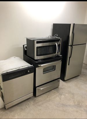 GE appliances for sale for Sale in Herndon, VA
