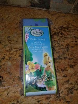 Tinkerbell blanket binder for Sale in Las Vegas, NV